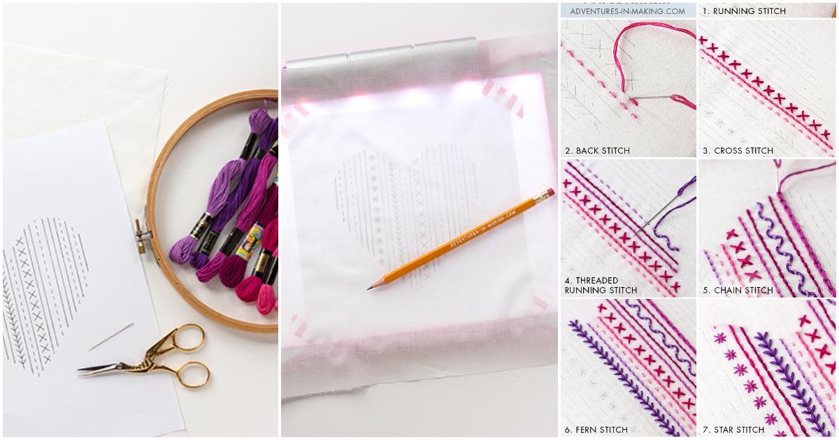 Простая и очень симпатичная схеме вышивки. Сможет даже новичок