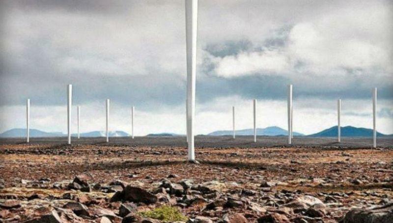 Инженеры придумали новый тип ветровых турбин без лопастей
