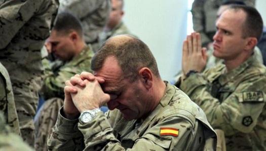 Испанским солдатам вПрибалтике велено неприближаться кграницам России