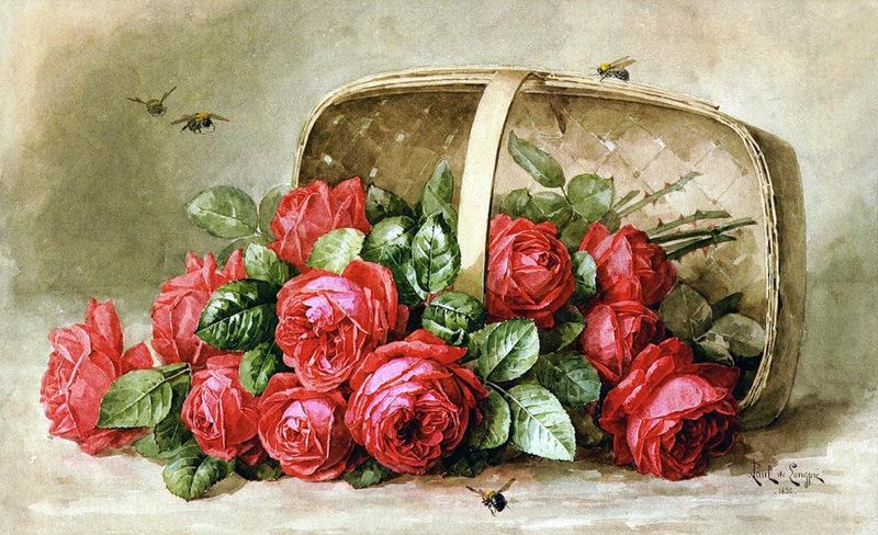 Открытки красивые цветы