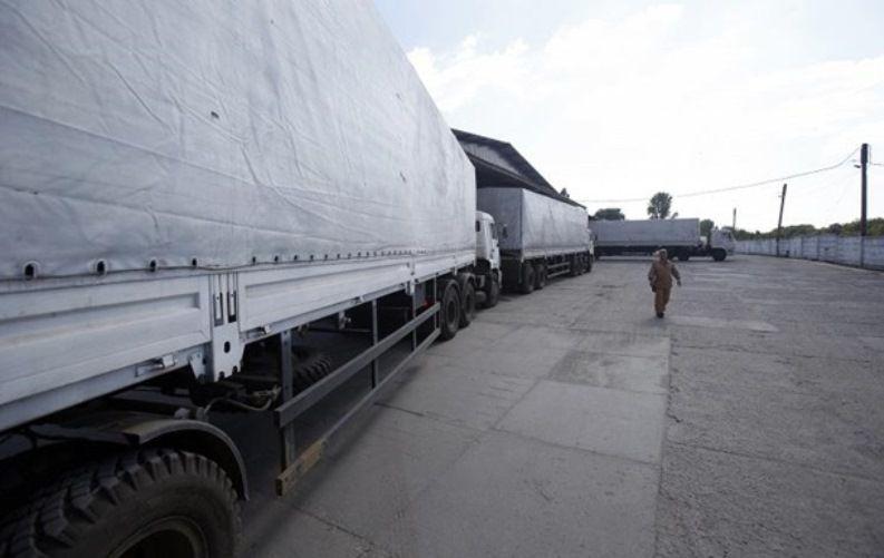 В Луганск прибыла гумпомощь ООН