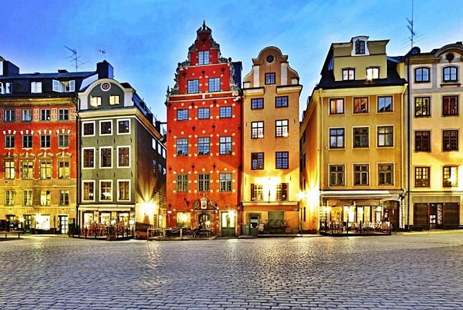 Древнее Королевство Швеция