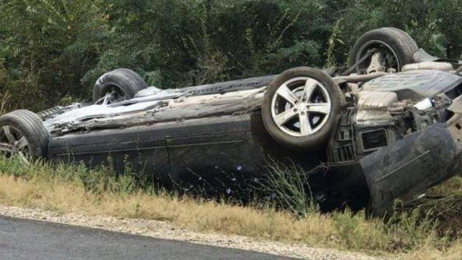 «Странная авария» или что произошло с президентом Молдавии