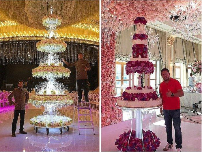 17 необыкновенно красивых тортов от российского боксера-кулинара