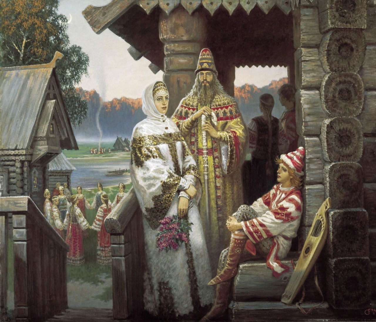 Советское государство имеет глубокие славянские корни.