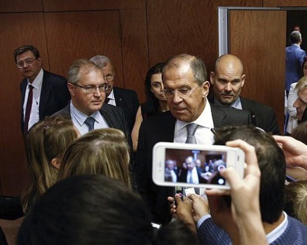 Лавров поставил на место дерзкого журналиста