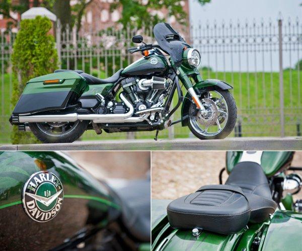 UberHarley — Harley-Davidson FLHRSE5 CVO Road King - Фото 4