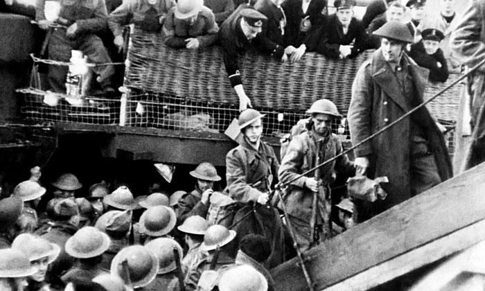 Как Европа Гитлера громила: Англия