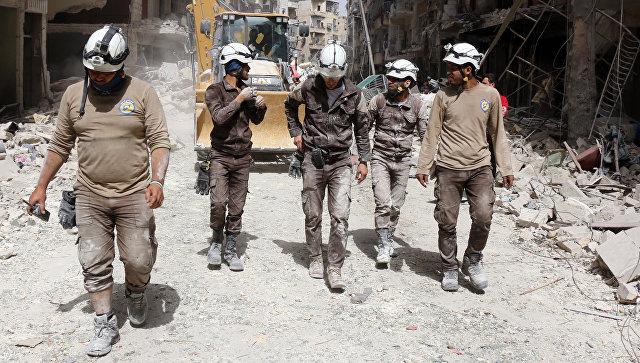 """Израиль эвакуировал из Сирии 800 активистов """"Белых касок"""""""