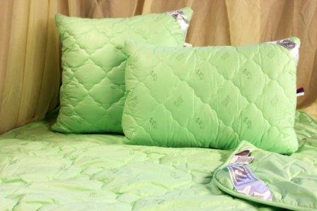 Подушки из бамбука: преимущества использования