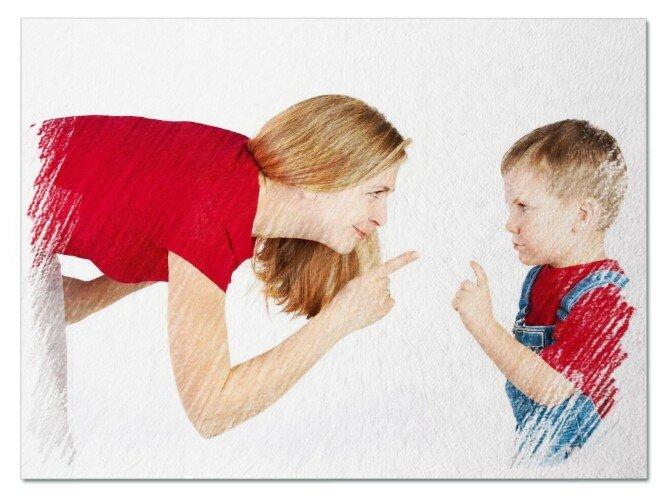 Что произойдет, если никогда не ругать и не наказывать малыша?