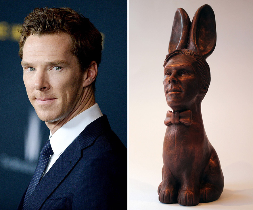 Benedict Cumberbunnies: Put Sherlock In Your Mouth This Easter