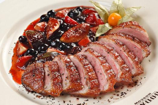 Блюда из филе утки рецепты с фото