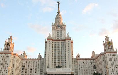 МГУ вошел в пятёрку лучших вузов Европы