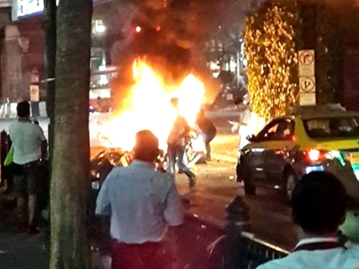 Бомбы Бангкока