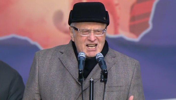 ЛДПР перестанет быть партией Жириновского