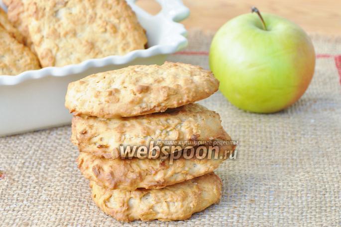 печенье с йогурта рецепт с фото