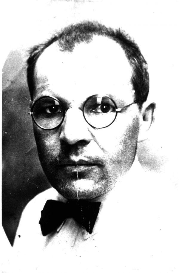 Советский разведчик Карим Хакимов
