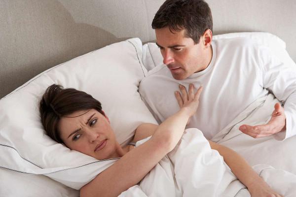 Чтоделать, когда секс становится испытанием напрочность