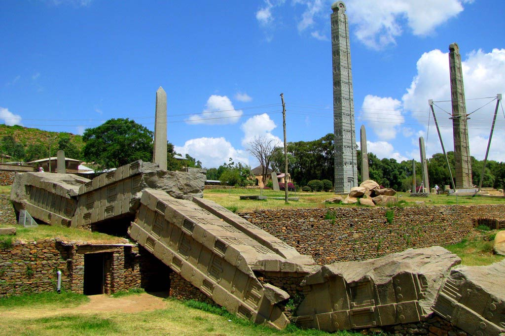Тайны забытых цивилизаций – часть I. Аксум