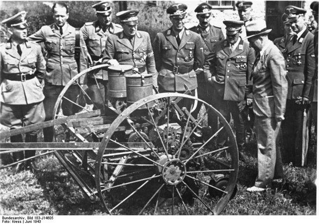 План Альфреда Розенберга по «перестройке» СССР