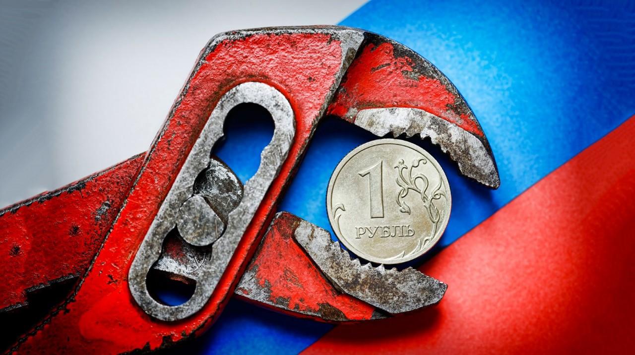 Санкционная скрепа: обвал рынка на фоне санкций