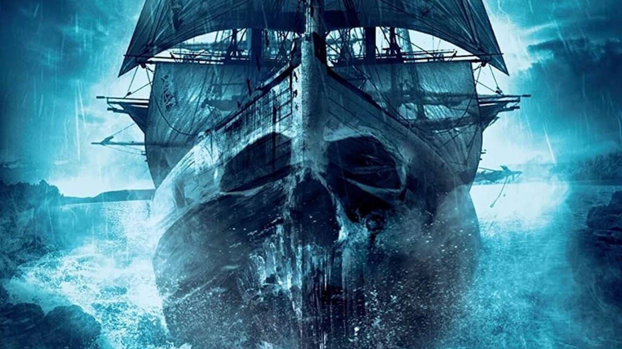 Корабль-призрак, который вернулся через 90 лет