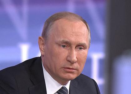 Владимир Путин красиво ответил украинскому журналисту на вопрос о «войсках РФ» в Донбассе