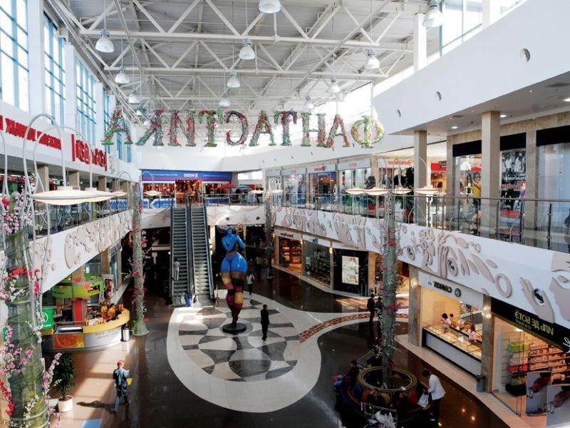 Торговые центры нижнего новгорода 2015