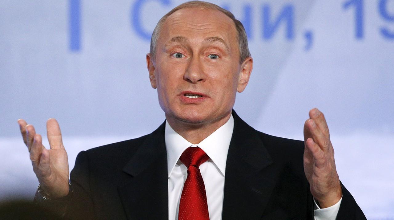 Политика Путина взяла вверх