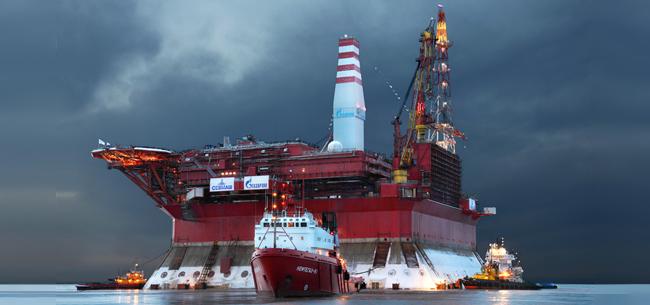 Единую систему базирования ВМФ создадут в российской части Арктики