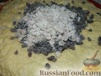 Фото приготовления рецепта: Пасхальный кулич без замеса - шаг №15