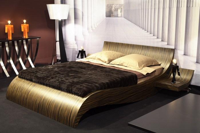 Как выбрать качественную кровать для спальни?