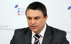Официально: Леонид Пасечник баллотируется на выборы Главы ЛНР