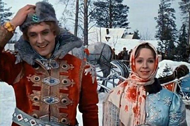 «Морозко», 1965 год.
