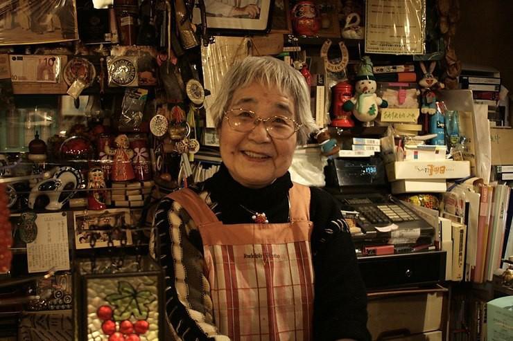 Бар в Саппоро в русском стиле в мире, люди, прикол, япония