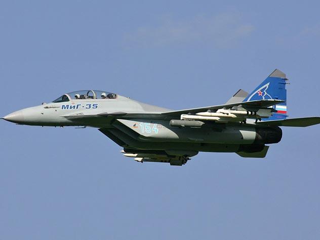 Главный конкурент Запада: на что способен «крылатый фронтовик» Миг-35