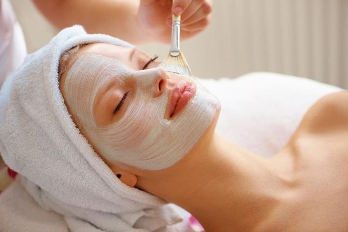 Крахмал против ботокса: пожалуй, это лучшая маска для зрелой кожи с признаками усталости.