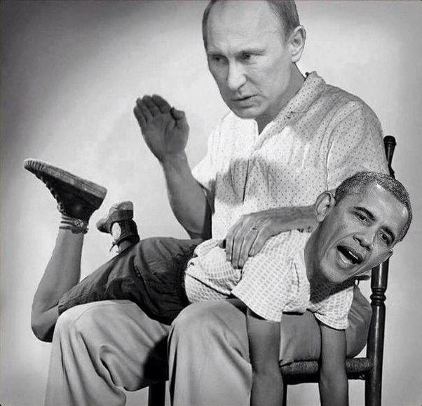 Владимир Путин, день-Х и американское признание