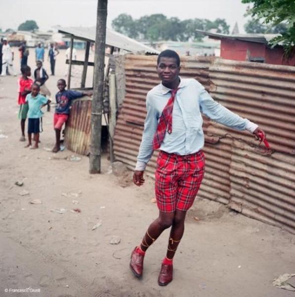 Гламурные африканцы