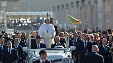 Спецслужбы Израиля готовятся к визиту Папы Римского