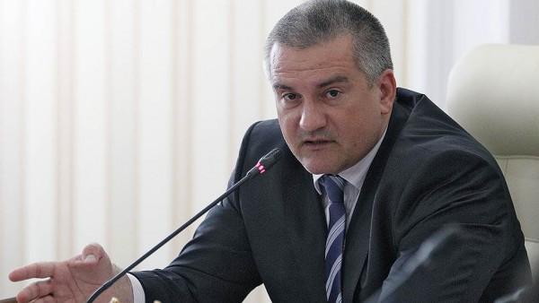 Глава Крыма «выгнал» руковод…