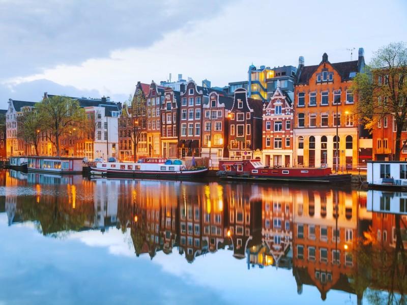5. Нидерланды жизнь, интересное, лучшее, переезд, путешествия, рейтинг, страны