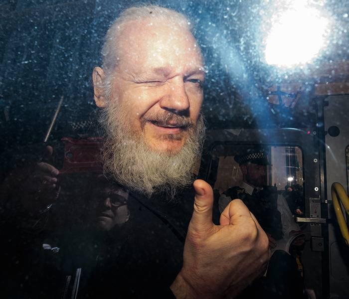 Американский фактор: арест Ассанджа может запустить любой сценарий