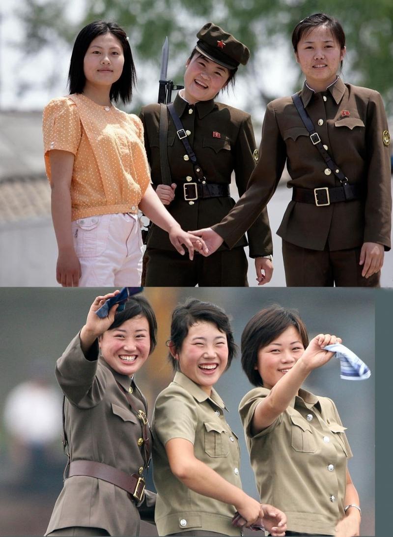 Порно северная корея