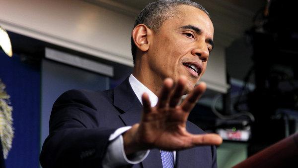 Обама: мы выкручиваем руки другим странам для достижения наших целей