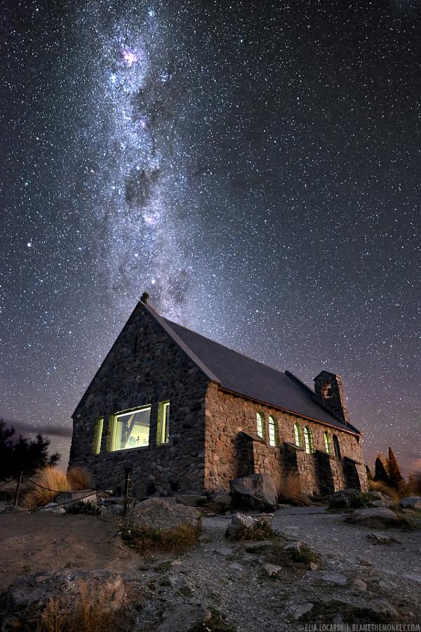 3. Текапо, Новая Зеландия в мире, фото, фотограф