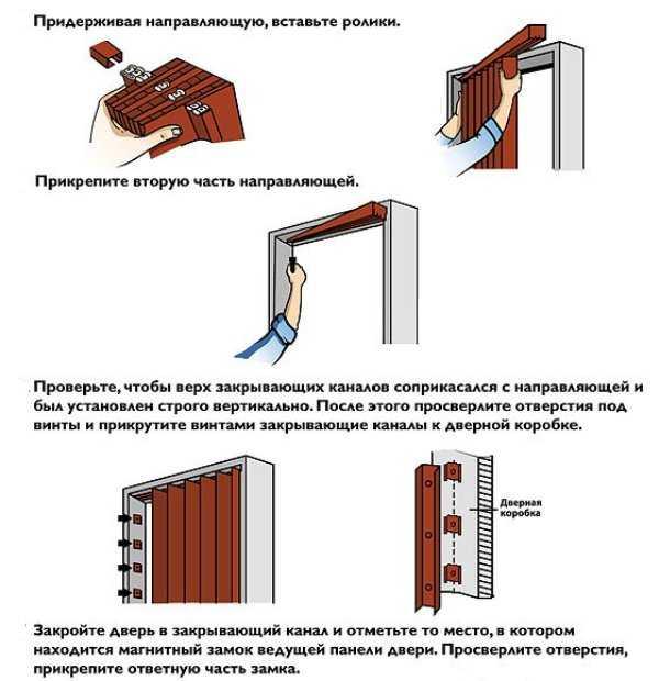 Дверь книжка своими руками пошаговая инструкция6