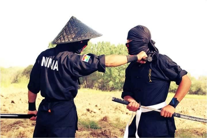Курдские ниндзя