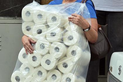 В Челябинске закрыли цех по производству контрафактной туалетной бумаги
